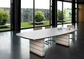 TB 121 / TB 126 Conference Table by Muller