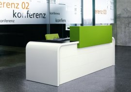 M10 Reception Desk by Muller