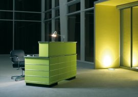 TB Sales / Reception Desk by Muller