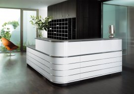 Counter Reception Desk by Muller