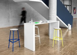 T60 Work Bar Table Bar Tables by Muller