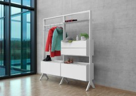 SCALA Shelfing System Bookcases by Muller