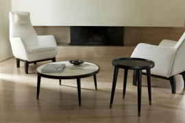 Bigne Coffee Table by Porada