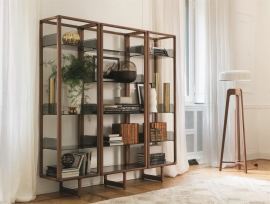 Myria Bookcase Bookcase by Porada