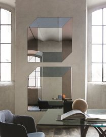 Escher Mirror Mirrors by Porada