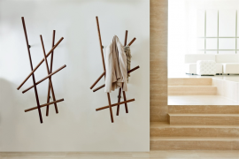 Sketch Clothes Stand by Porada