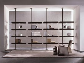 Domino Expo Wall System Storage by Porada