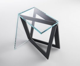 Quadror 01 Coffee Table by Horm