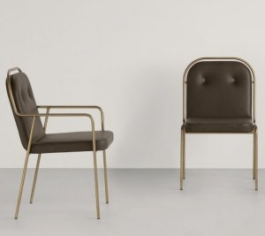 Olimpia Chair by Frag