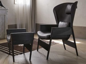 Heta Lounge Chair by Frag