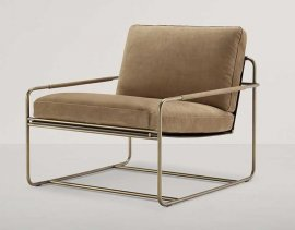 Riviera Lounge Chair by Frag