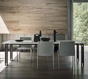 Bridge Dining Table by Frag