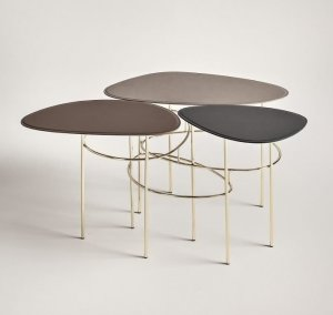 Viae 3 Coffee Table by Frag