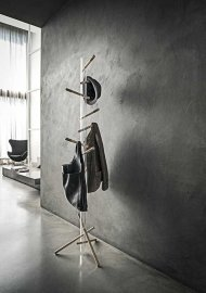 Woodpecker Coat Hanger Accessory by Frag