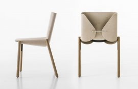 1085 Chair Chairs by Kristalia