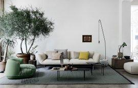 Tenso Sofa Sofa by Kristalia