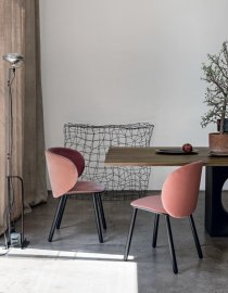 Dua Chair Chair by Kristalia