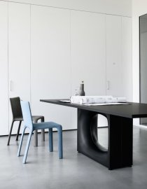 Holo Table Dining Tables by Kristalia