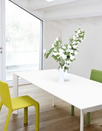 Nori Table by Kristalia