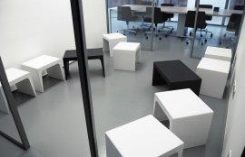 CU Side Table by Kristalia