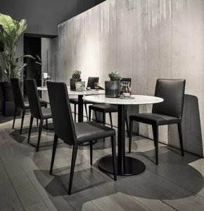 Bella H Dining Chair by Frag