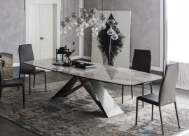 Premier Keramik Dining Table Dining Tables by Cattelan Italia