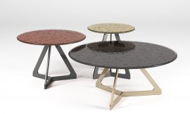 Lakes Coffee Table by Fiam