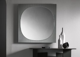 Bands Mirror Mirrors by Tonelli