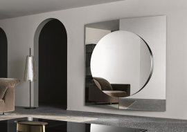 Central Mirror Mirrors by Tonelli
