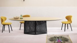 Colony Dining Table by Miniforms