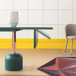 Illo Dining Table by Miniforms