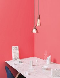 Slope Ceiling Lamp Lighting by Miniforms