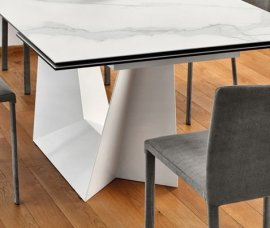 Trophy Dining Table Dining Table by DomItalia