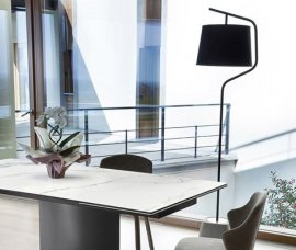 Urban LS Floor Lamp Lighting by DomItalia