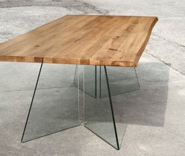 Artik 200/240 Dining Table Dining Tables by DomItalia