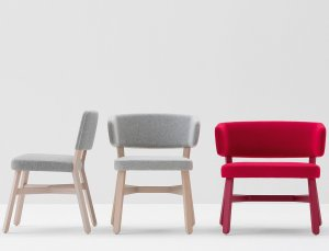 Croissant Dining Chair by Billiani