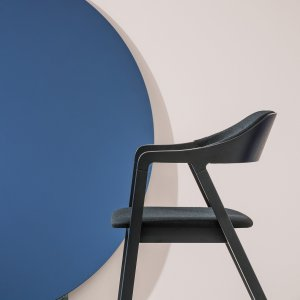 Layer Dining Chair by Billiani