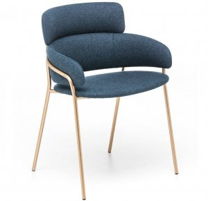 Strike Armchair by Arrmet
