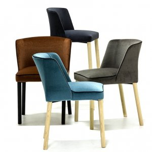 Virginia 4L Dining Chair by Arrmet