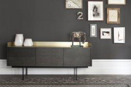 Stockholm Sideboard Cabinet by Punt Mobles