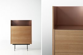 Stockholm Chest of Drawers by Punt Mobles