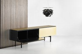 Malmo Sideboard Cabinet by Punt Mobles