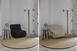 Gin Armchair Sofa by Punt Mobles