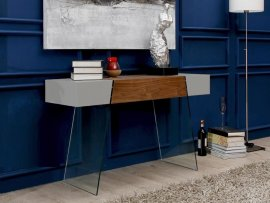 Il Vetro Cabana Console Table by Casabianca