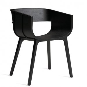 Maritime Wood Chair by Casamania