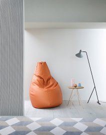 Sacco Easy Chairs by Zanotta
