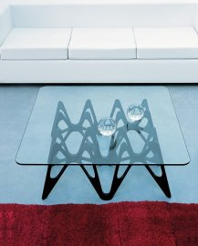 Butterfly Coffee Table by Zanotta