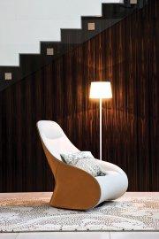 Derby Armchair Lounge Chair by Zanotta
