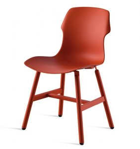 Stereo Metal Chair by Casamania