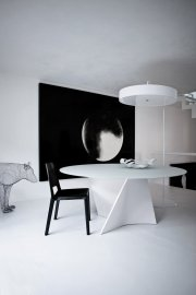 Elica Dining Table by Zanotta